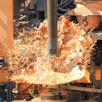 Бурение промышленных и высокодебитных скважин